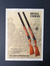 1977 Sturm, Ruger & Company Ruger Double Action Revolvers Full Page Original Ad - $6.64