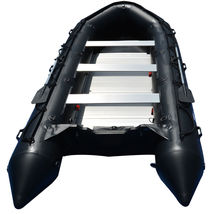 BRIS 1.2mm PVC 15.4 ft Inflatable Boat Inflatable Rescue &Dive Boat Dinghy Raft image 4