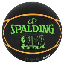 """Spalding NBA HIGHLIGHT Basketball Official Game Ball Size 7 / 29.5"""" 83-199Z - $37.99"""