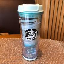 Starbucks Korea 2018 Summer Surfing Waterball Tumbler 355ml 12oz Limited Edition - $31.74