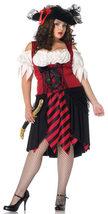 Crimson Pirate Costumes  Plus - $59.00