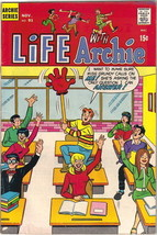 Life With Archie Comic Book #91, Archie 1969 FINE-/FINE - $11.64