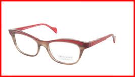 Face A Face Eyeglasses Frame GILDA 2 Col. 2036 Acetate Smoked Tortoise Raspberry - $316.62
