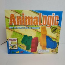 AnimaLogic Game Animal Logic  Solve The Puzzle To Stop The Stampede Fat ... - $12.56
