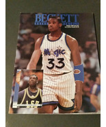 Basketball Beckett Issue #27 1992 - Shaquille O'Neal/ Charles Barkley Te... - $3.75