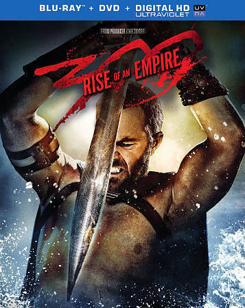 300: Rise of an Empire (Blu-ray + DVD) (2013)