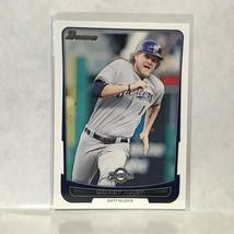 #4 Corey Hart Milwaukee Brewers Topps 2012 Baseball Card A2K - $0.73