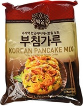 Pancake Mix, Korean Style 2.2 Lb By Beksul
