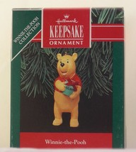 HALLMARK Keepsake Ornament~WINNIE-THE-POOH COLLECTION Ornament - $12.16