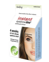 Godefroy Instant Eyebrow Color, Medium Brown - $14.95
