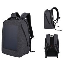 Samaz Solar Charger Backpack Waterproof Daypack with 10W Solar Panel Cha... - €80,48 EUR