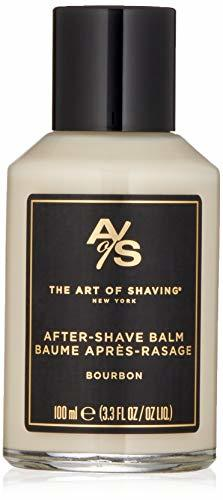 The Art of Shaving Bourbon After- Shave Balm, 3.3 Oz.
