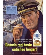 MAMEL AD (MEAN OF THE SEA) POSTER 24 X 36 Inches Looks NICE!! Cigarettes  - $20.89