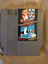 1985 Nintendo Super Mario Bros Duck Hunt Video Game NES - $39.91