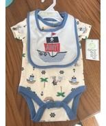 NWT Boys 0-3 Month Lot of 8 Baby Gear Koala Baby Onepiece Bodysuits New ... - $29.68