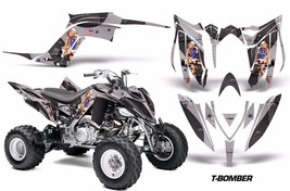 ATV Graphics Kit Decal Sticker Wrap For Yamaha Raptor 700R 2013-2018 TBO... - $168.25