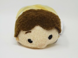 Disney Tsum Tsum Mini Soft Plush Stuffed Star Wars Endor - New - Hans Solo - $5.99