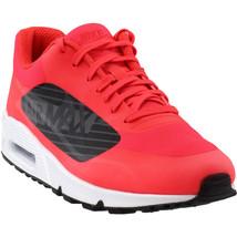Men's Nike Air Max 90 NS GPX AJ7182 600 size 9.5 Big Logo Bright Crimson - $77.21+