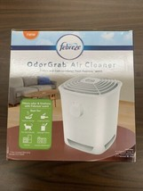 Febreze OdorGrab Portable Air Cleaner/Odor Reducer, FHT150W, White - $28.01