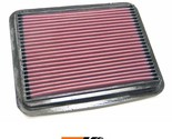 K&N Replacement Air Filter Fits Hyundai Xg300 3.0L-V6; 2001 33-2199