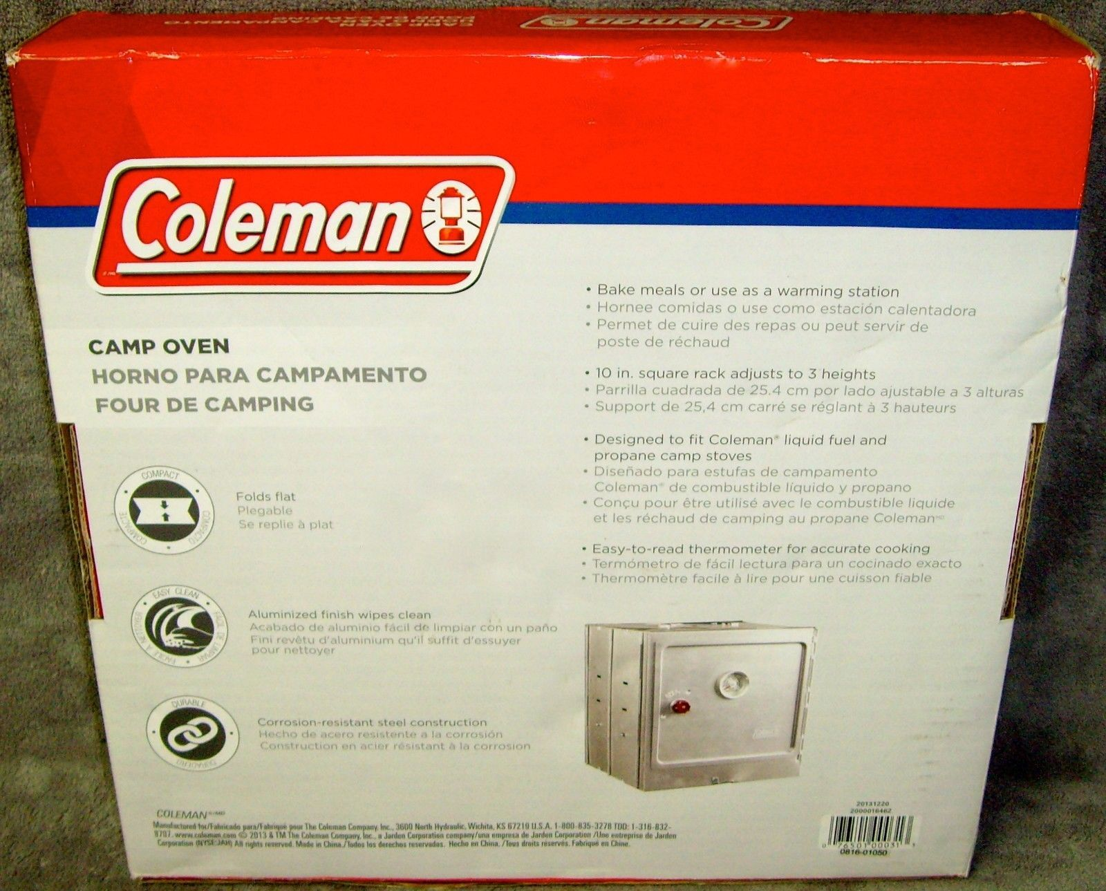 Brand New!•Coleman•Model No  5010•Camp and 16 similar items
