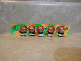CINCINNATI BENGALS TEENYMATES RARE SERIES 1, 2,3, 4 & 5 TEAM SET HARD TO... - $15.55
