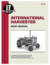 Tractor Shop Manual, International Harvester - $35.63