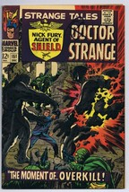 Strange Tales #151 ORIGINAL Vintage 1967 Marvel Comics 1st Jim Steranko Marvel - $89.09