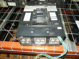 Square D MHL36120035DC1625 1200A 3p 600VDC Breaker Auxiliary Switch & 24V DC UVR - $1,000.00