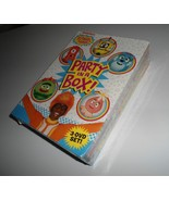 Yo Gabba Gabba Party in a Box (3 DVD Box Set NEW) Live Nickelodeon Music Kids - $34.15