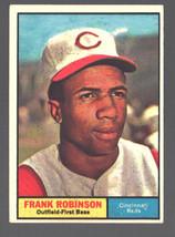 1961 Topps #360 Frank Robinson Reds HOF Ex/Mt - $20.30