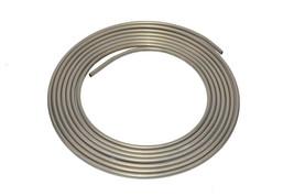 "A-Team Performance 3/8"" Diameter 25' Aluminum Coiled Tubing Fuel Line image 1"