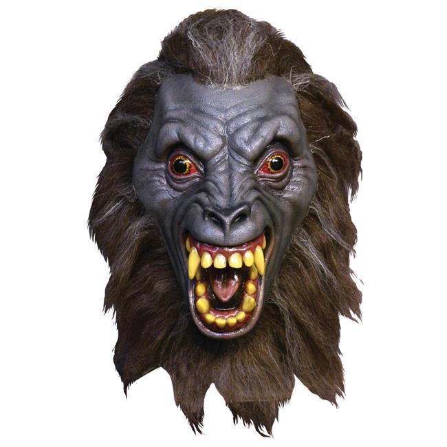 Morris Costumes MATTUS103 Awl Werewolf Demon Mask DAYS UNTIL SHIPPED:7 - $65.44