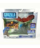 Godzilla King Of Monsters: Godzilla & ET Rodan Action Figure (2019) Jakks New - $13.36