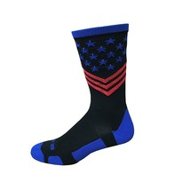 Premium Quality Colorful Athletic Socks, Made in the USA - $16.93