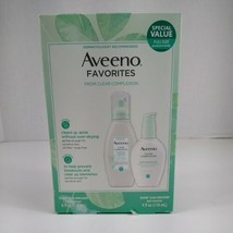 Aveeno Favorites Clear Complexion Daily Moisturizer 4 oz. Foaming Cleans... - $24.74