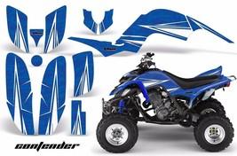ATV Decal Graphic Kit Quad Sticker Wrap For Yamaha Raptor 660 2001-2005 CONTD  W - $169.95