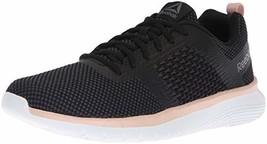 Reebok Women's PT Prime Runner Running Shoe Black/Bare Beige/Alloy/co 8 ... - $58.91