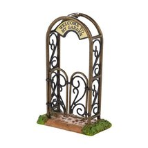 Department 56 Decorative Accessories for Villages My Garden Gate Accesso... - $11.87