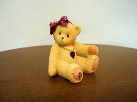 Cherished Teddies Little Sparkles January Bear 2003 NIB - $19.75