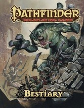 Pathfinder Roleplaying Game Bestiary - $18.56
