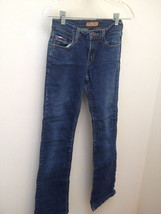 "Tommy Jeans 1L Blue Jeans Denim Stretch  Inseam 33"" Pants Hilfiger - $15.66"