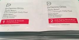 12x Dr Dennis Gross Daily Treatment Alpha Beta Extra Strength