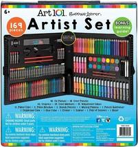 Art 101 Artist Kit (169 Piece) - $19.79