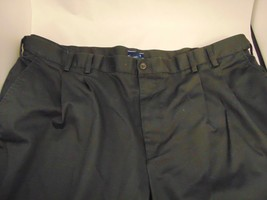 IZOD Men's Casual Pants, Navy Blue, 46 x 32  - $34.65