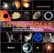 Solar System: UMA exploração Visual DOS radii, DAS Luas and de OUTROS co... - $114.84