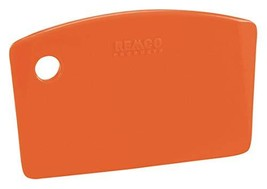 "Remco 5"" Mini Bench Scraper, Orange"