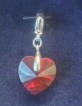 Swarovski Heart Charm 1057662 - $19.80