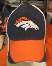 Denver Broncos NFL Ball Cap Rebok Equipment - $19.79