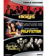 Quentin Tarantino Triple Feature [DVD] - $5.28